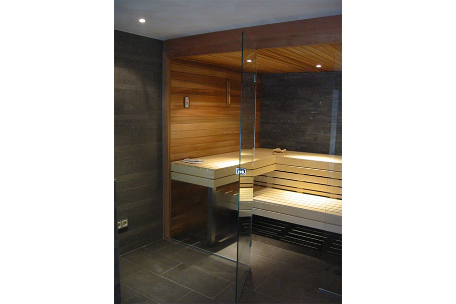 Sauna Deluxe